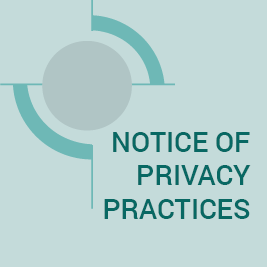 Notice of Privacy Practices form