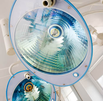 Operating lamps