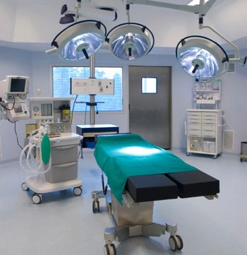 care operations room